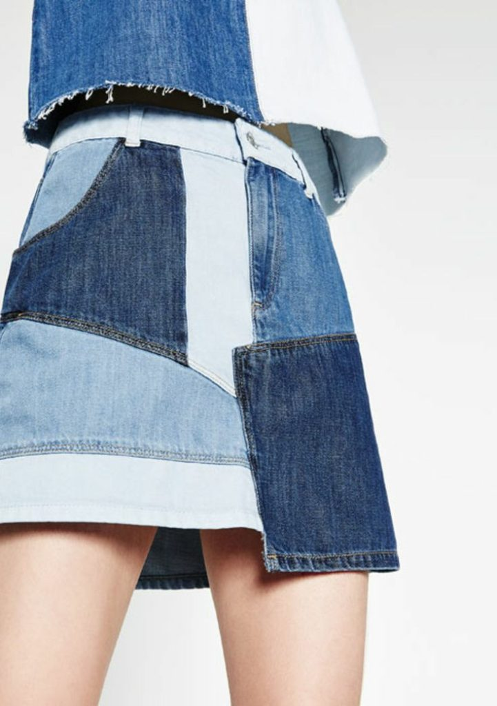 Patches-Skirt
