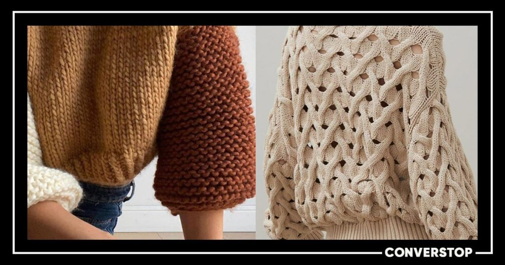 Basic Knitwear: 5 Knits You Need In Your Winter Wardrobe