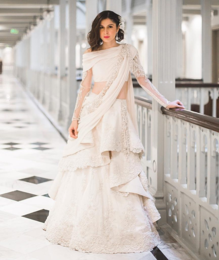 Indo-Western-Bridal-Outfit