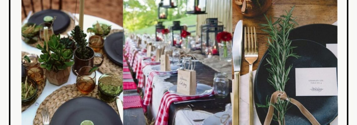 Floral Centerpieces and Tablescapes