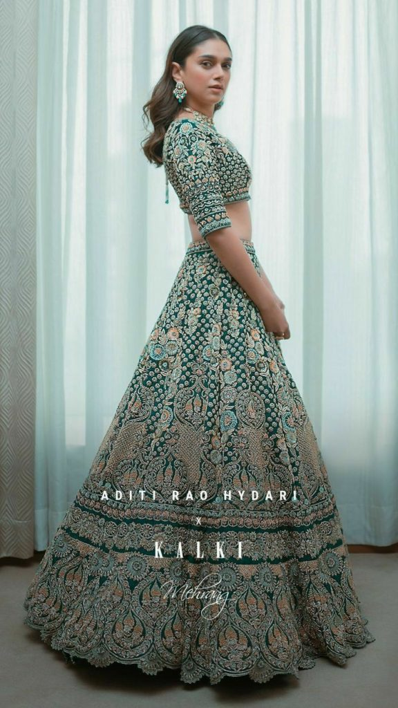 green-bridal-outfit-2