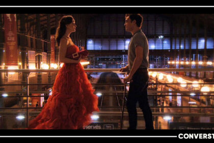 red dresses in film and TV