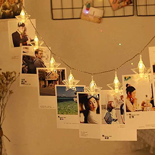 Photo String Lights New Year Gifts