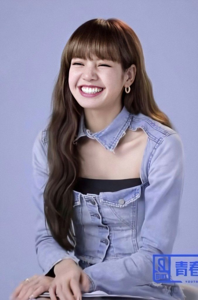 Lisa Youth With You denim outfit